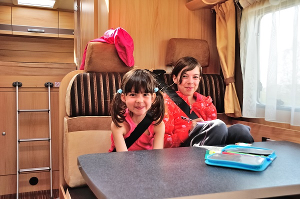 RV Traveling with Kids - Nohr's RV