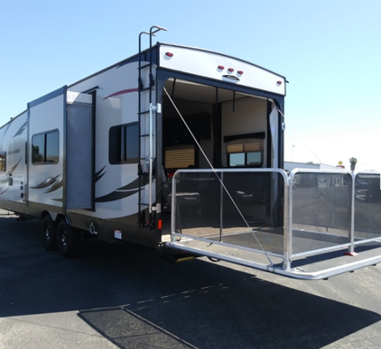 Toy Haulers - Extra Space for a Variety of Items - Nohr's RV
